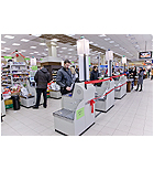 Еще 10 self-checkouts в сети SEVEN
